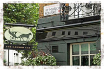The Hansom Cab